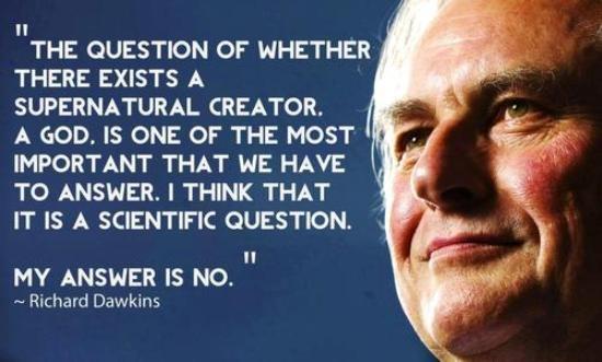 Dawkins says no