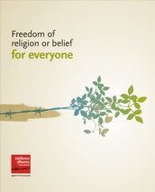 Freedom of religion or belief for everyone