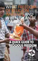quick guide to religious freedom