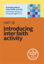 Unit 1b Introducing inter faith activity