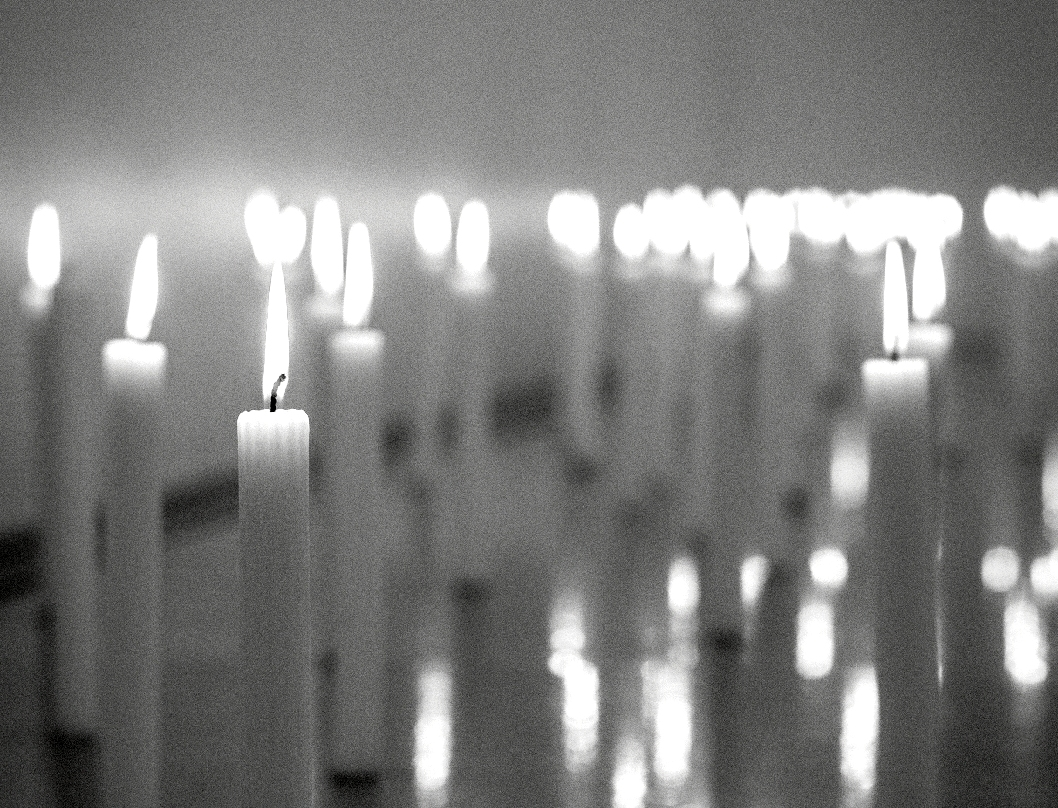 many candles