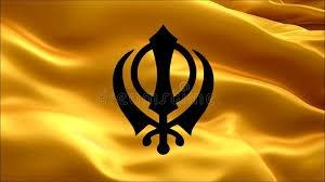 Khanda - symbol of Sikhism