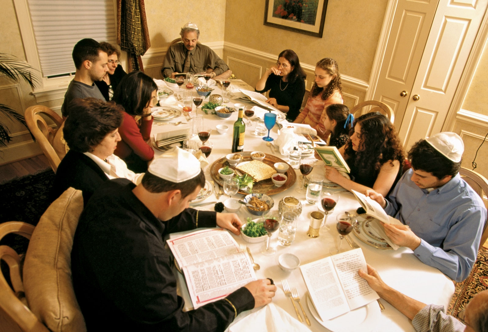 Family Passover