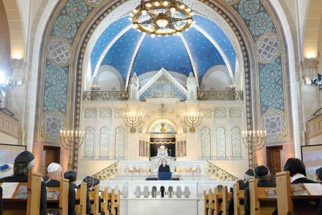 East Berlin Synagogue
